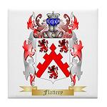Flattery Tile Coaster