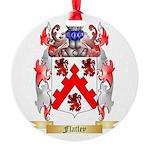 Flatley Round Ornament