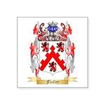 Flatley Square Sticker 3