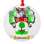 Flannery Round Ornament