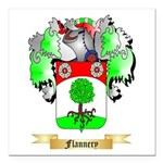 Flannery Square Car Magnet 3