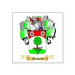 Flannery Square Sticker 3