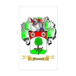 Flannery Sticker (Rectangle)