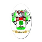 Flannery 20x12 Oval Wall Decal