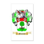 Flannery 20x12 Wall Decal