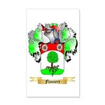 Flannery 35x21 Wall Decal