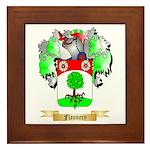Flannery Framed Tile