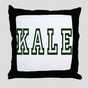 KALE 2 Throw Pillow