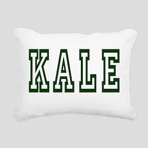 KALE 2 Rectangular Canvas Pillow