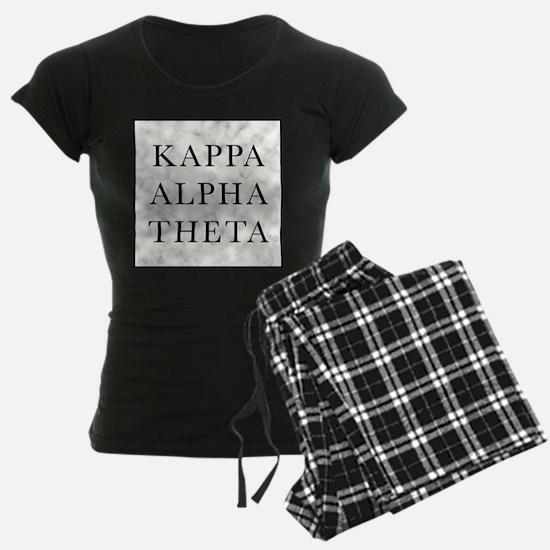 Kappa Alpha Theta Marble Pajamas