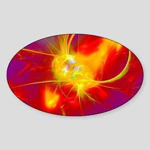 sunshine130491 Sticker (Oval)