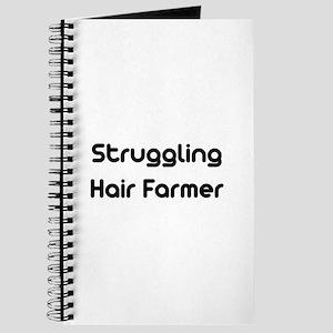 Struggling Hair Farmer Journal