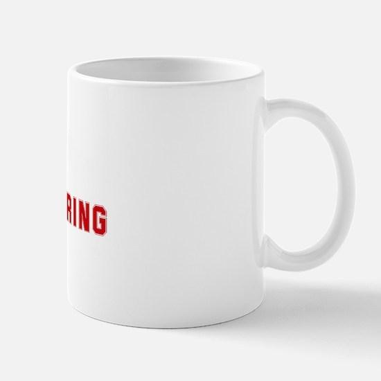 Team NAVAL ENGINEERING Mug