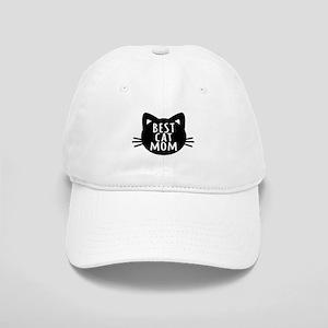 Best Cat Mom Baseball Cap