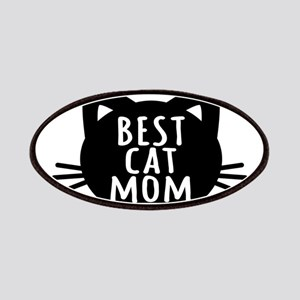Best Cat Mom Patch