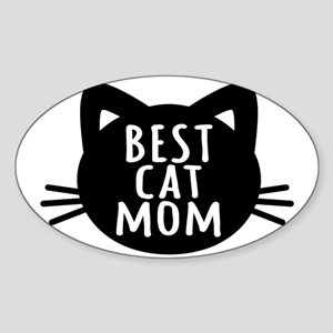 Best Cat Mom Sticker