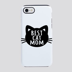 Best Cat Mom iPhone 7 Tough Case