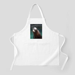 Adorable Sea Lion Apron