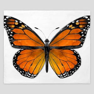 Monarch Butterfly King Duvet