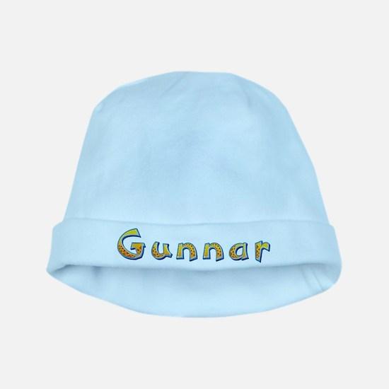 Gunnar Giraffe baby hat