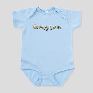 Greyson Giraffe Body Suit
