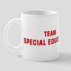 Team SPECIAL EDUCATION Mug