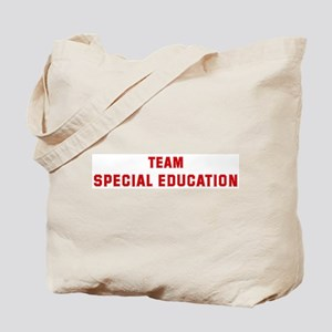Team SPECIAL EDUCATION Tote Bag