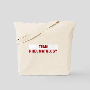 Team RHEUMATOLOGY Tote Bag