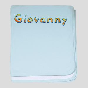 Giovanny Giraffe baby blanket