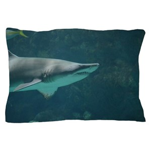 ad8c2ee1b8bb Great White Diver Bed   Bath - CafePress