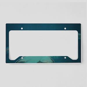 Shark Predator License Plate Holder