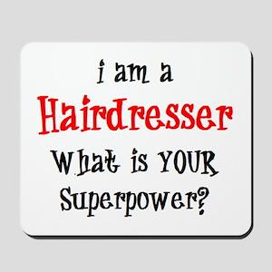 hairdresser Mousepad