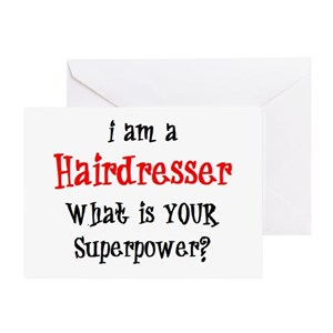 Cosmetologist greeting cards cafepress m4hsunfo