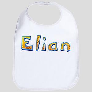 Elian Giraffe Bib