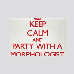 Keep Calm and Party With a Morphologist Magnets