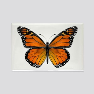 Monarch Butterfly Rectangle Magnet