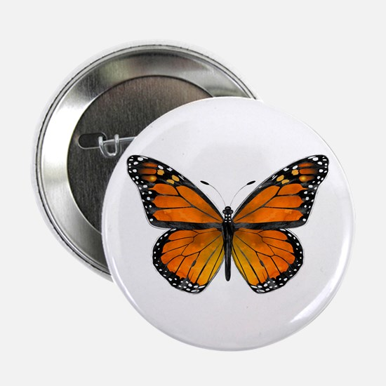 "Monarch Butterfly 2.25&Quot 2.25"" Button (10 Pack)"