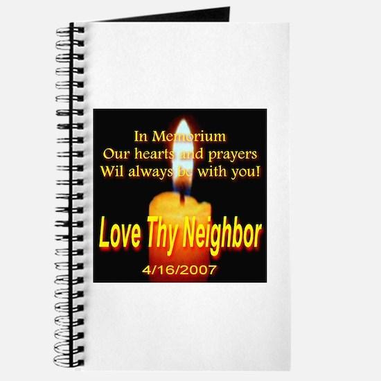 Love Thy Neighbor 4/16/2007 I Journal