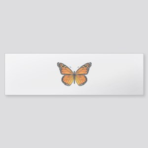 Monarch Butterfly Sticker (Bumper)
