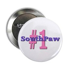 #1 South Paw Button