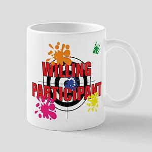 Willing Participant Mugs