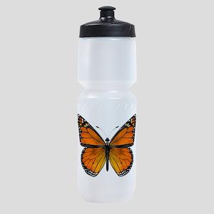 Monarch Butterfly Sports Bottle