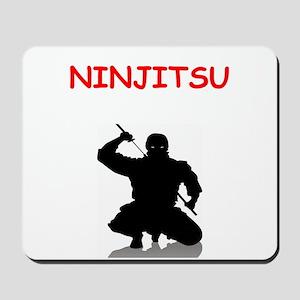 ninjitsu Mousepad