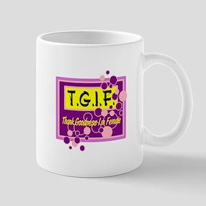 T.G.I.F. Mugs
