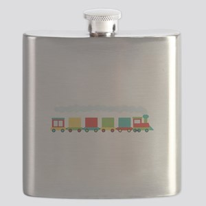 Toy Train Flask