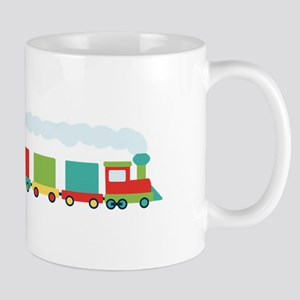 Toy Train Mugs