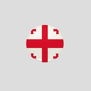 Flag of Georgia Mini Button