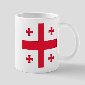 Flag of Georgia Mugs