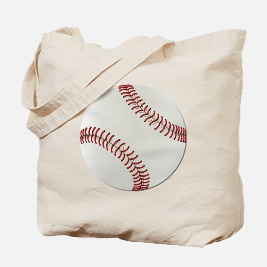 Baseball Ball - No Txt Tote Bag