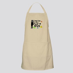 Long Live The 80s Culture Apron